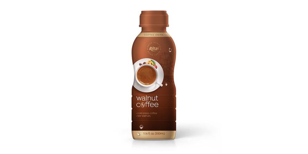 Walnut Coffee in 330ml PP Bottle