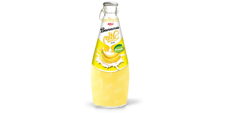 banana milk 290ml