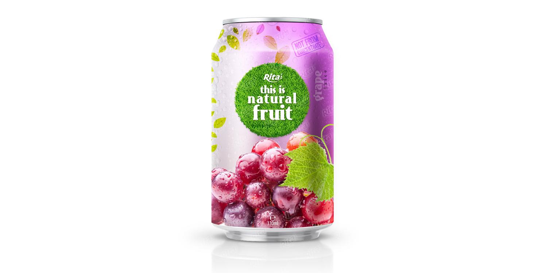 Grape juice drink 330ml
