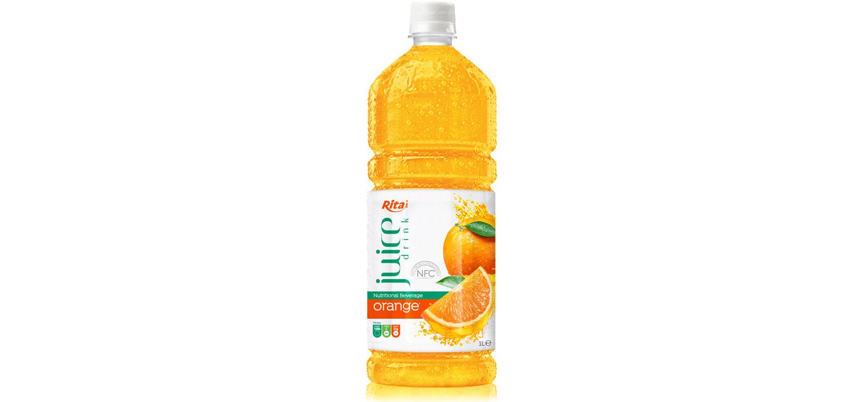 Nutritional Beverage  Orange 1L Pet