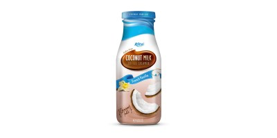 Coconut milk with Coffee Cream flavour french vanilla 280ml