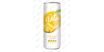 Pineapple juice drink 250ml from RITA US