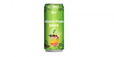 250ml Mixed fruit juice drink from RITA US