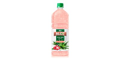 aloe vera with lychee flavour 1L from RITA US