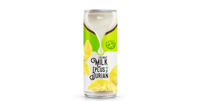 Coco Milk Plus fruit durian 250ml from RITA US