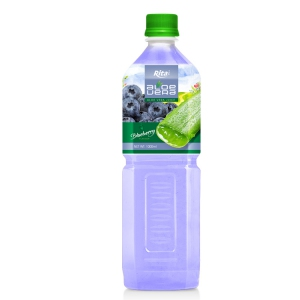 Aloe vera with blueberry flavor 1000ml
